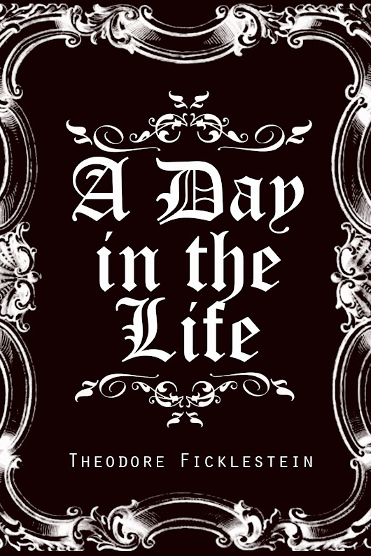 Interview with author of A Day in the Life, Theodore Ficklestein!