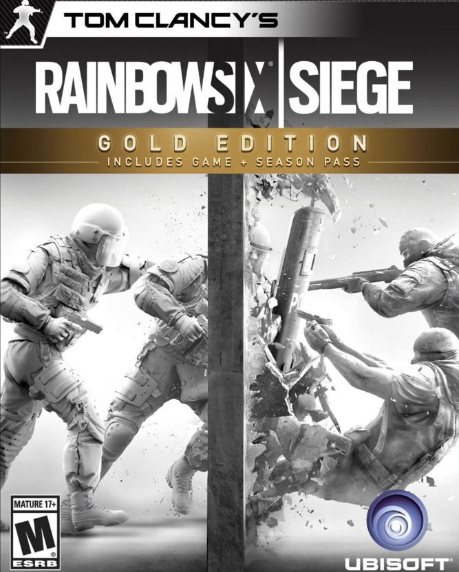Tom Clancys Rainbow Six Siege-CODEX