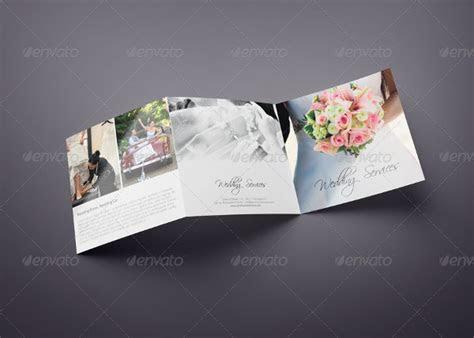 25  Wedding Brochure Templates   Free & Premium Download