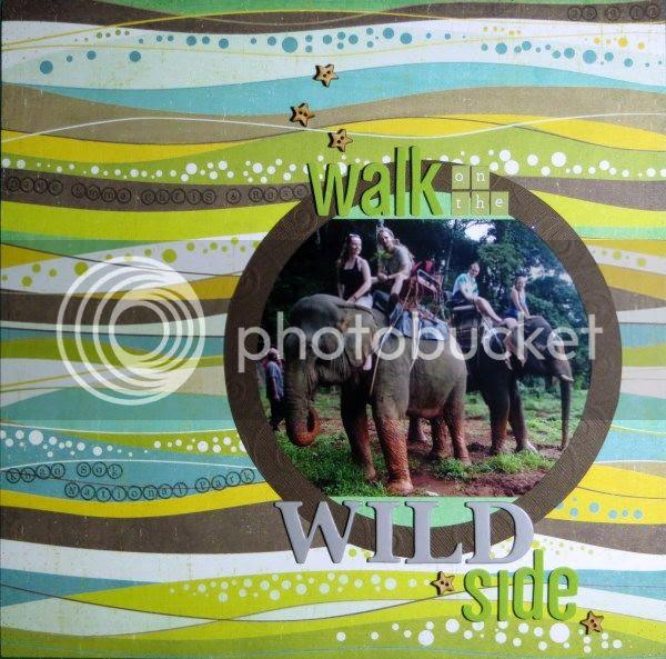 Jimjams - Layout - Walk On The Wild Side - Khao Sok Elephants
