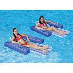 Poolmaster Caribbean Pool Chaise Lounge 2 Pack