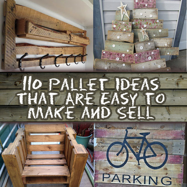 Ideas for Projects That Are Easy to Make and Sell  Big DIY Ideas