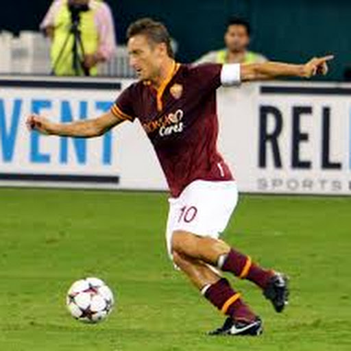 60fda6edd Francesco Totti. star borderFollow. shareShare. Chiesa Di Totti
