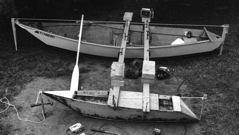 Re: What was the first boat design you built?