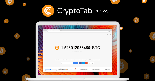 CryptoTab Browser - Lightweight and fast, ready for mining