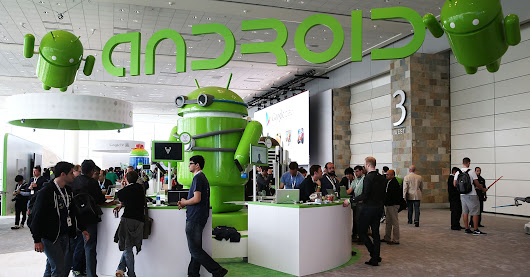Google Android hits market share record with nearly 9 in every 10 smartphones using it