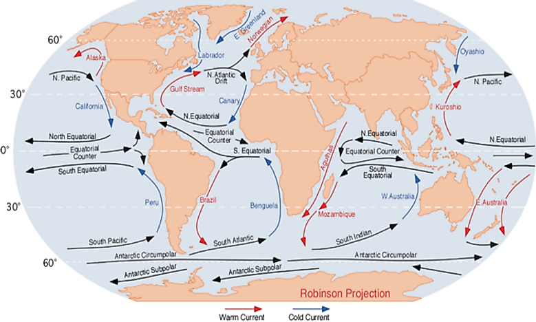 How Do Ocean Currents Affect Climate----On Fow24news.com