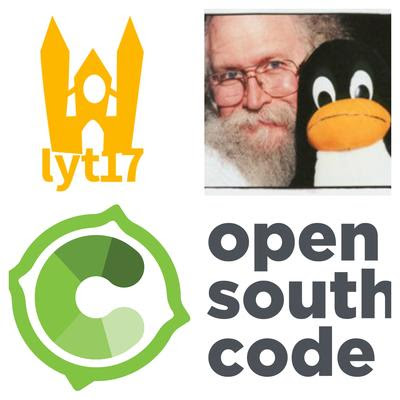 "Podcast 4 – Jon ""maddog"" Hall , Open South Code y Linux y Tapas"