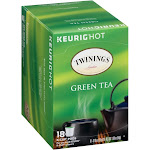 Twinings of London Green Tea K-Cups - 18 count, 1.90 oz box