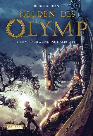 Der verschwundene Halbgott (Heroes of Olympus, #1)