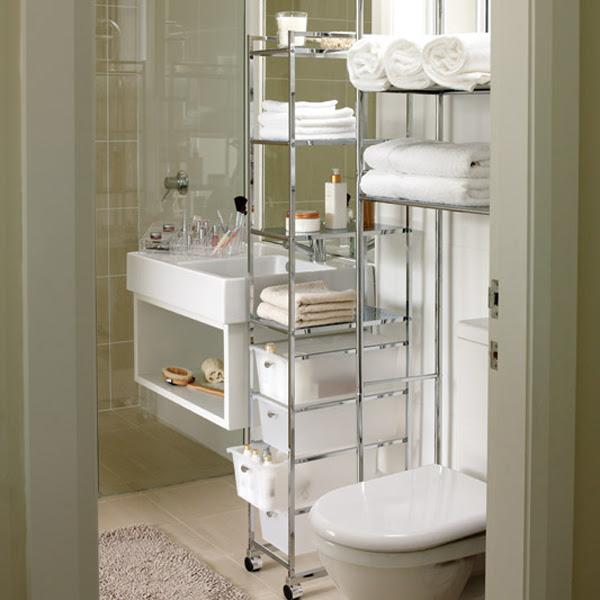 Bathroom storage ideas » Adorable Home