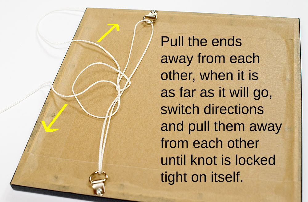 Picture Hanging Knot For A Picture Frame Uk Picture Framing