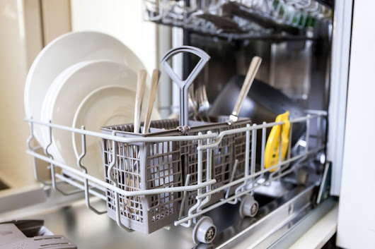 How to Clean a Dishwasher - Genz-Ryan