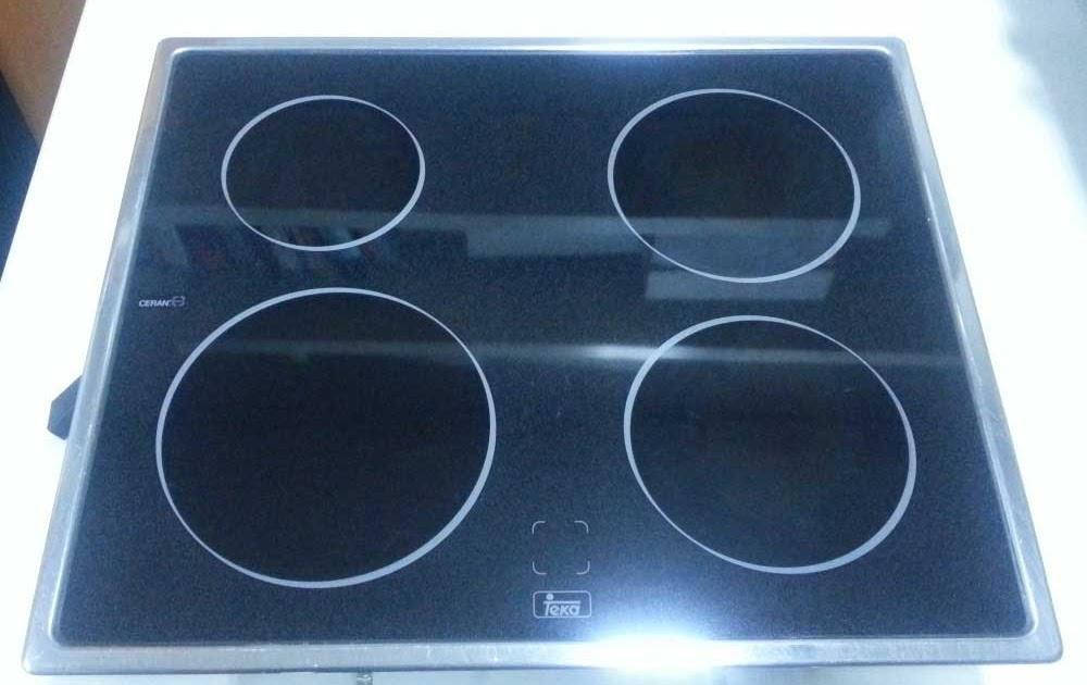 Hoza acogedora personales placa de induccion teka no - Cocinas vitroceramicas teka ...