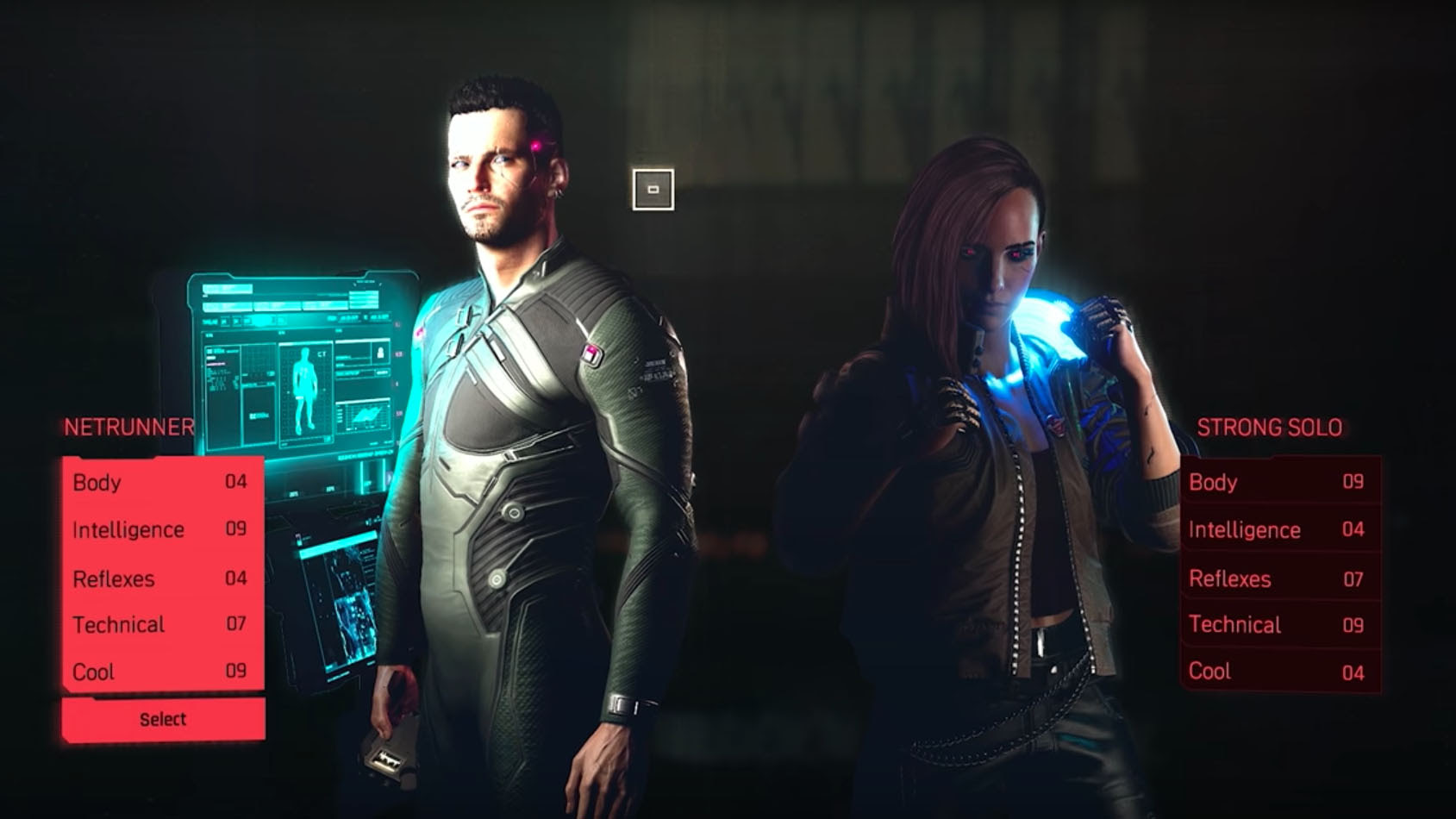 Sorry, sci-fi fashionistas: Cyberpunk 2077 won't let you see yourself in cutscenes