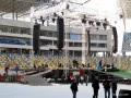 Фотогалерея: В ожидании шоу. Арена Львов за два дня до открытия