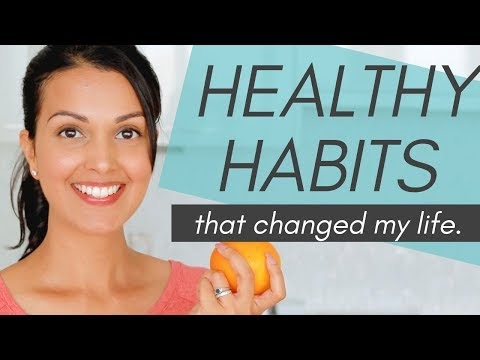 10 Daily Habits that Changed My Life