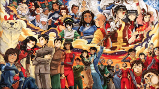 Celebrate The Legend of Korra And Avatar: The Last Airbender With This Tribute Art Exhibition!
