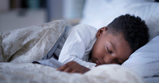 Helping Our School-Age Children Sleep Better