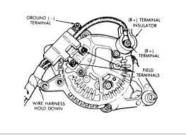 1997 alternator voltage regulator - Jeep Wrangler Forum