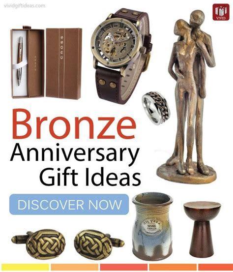 Top Bronze Anniversary Gift Ideas for Men   Anniversary