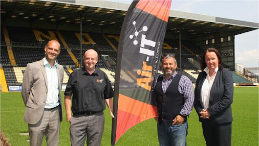 Air-IT agree Notts County FC Kop sponsorship deal