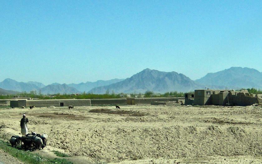 Lowgar scenery