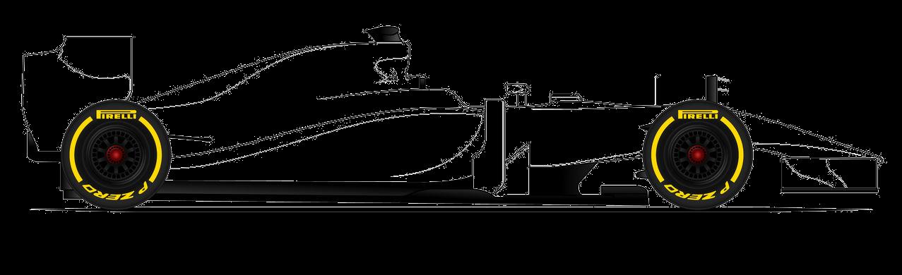 Potential Ferrari livery (Fantasy livery) : formula1