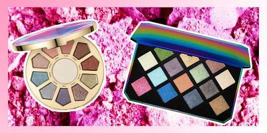 9 Glitter Eye Shadow Palettes Perfect for the Person Who Loves Sparkly Things