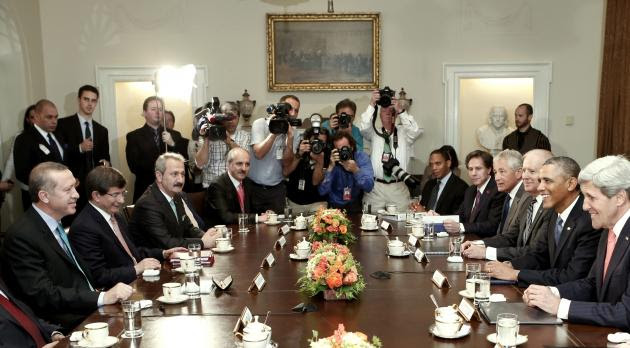 Αμφισβητούν νησιά του Αιγαίου με τον Ερντογάν στις ΗΠΑ οι Τούρκοι