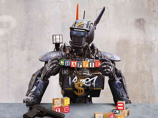Chappie Is Pretty Much an R-Rated Fairy Tale | WIRED