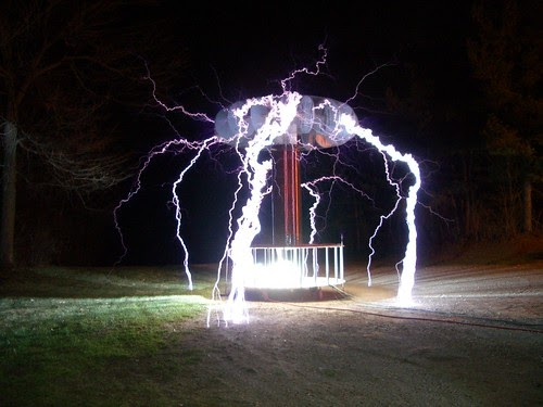 Uat Robotics And Embedded Systems Torrent Of Tesla Coil