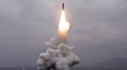 NHK: Совбез Японии проводит заседание после пуска ракет КНДР