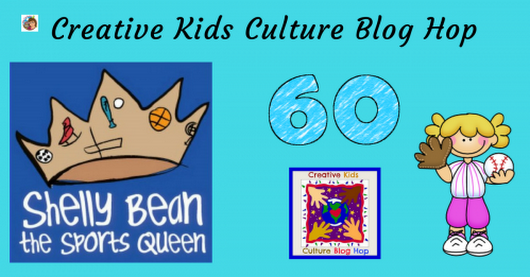 Creative Kids Culture Blog Hop #60 and Shelly Bean Books