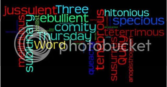 Forgotten English Words