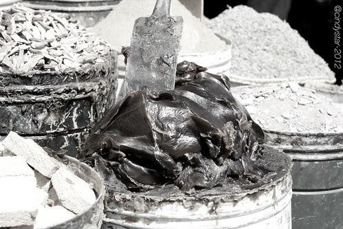 black soap-savon noir