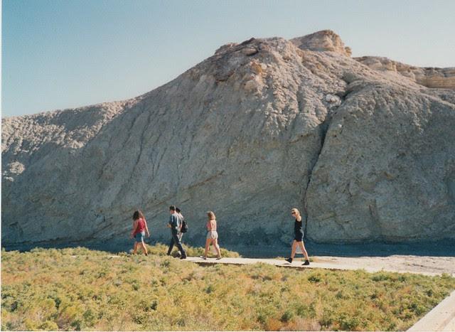 Salt Creek, Death Valley