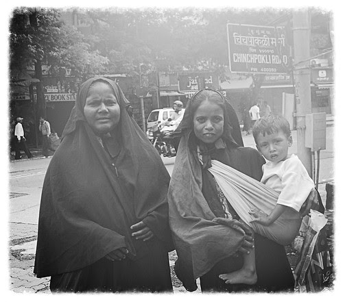The Angst Of The Muslim Beggars Of Mumbai by firoze shakir photographerno1