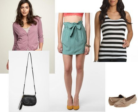 Fitzwell, Urban Outfitters, Gap, Wet Seal