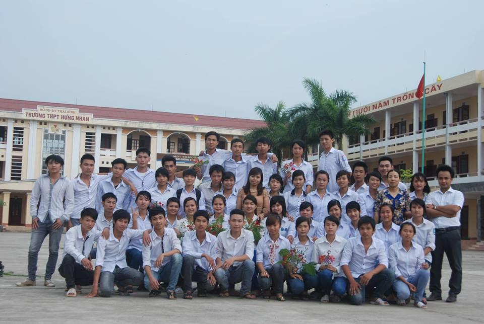 Chào mừng bạn đến với nhóm lớp A9 khóa 45 (2010-2013) trường THPT Hưng Nhân