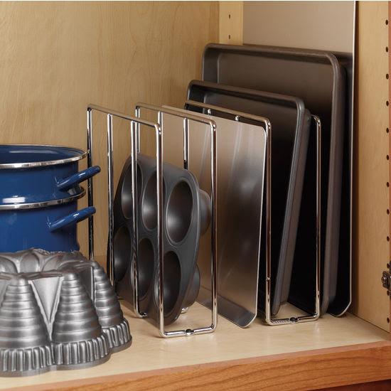 Hafele Kitchen Cabinet Baking Tray Racks | KitchenSource.com