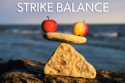 Strike Balance With Your Website Objectives