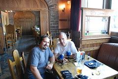 Jose and Steve