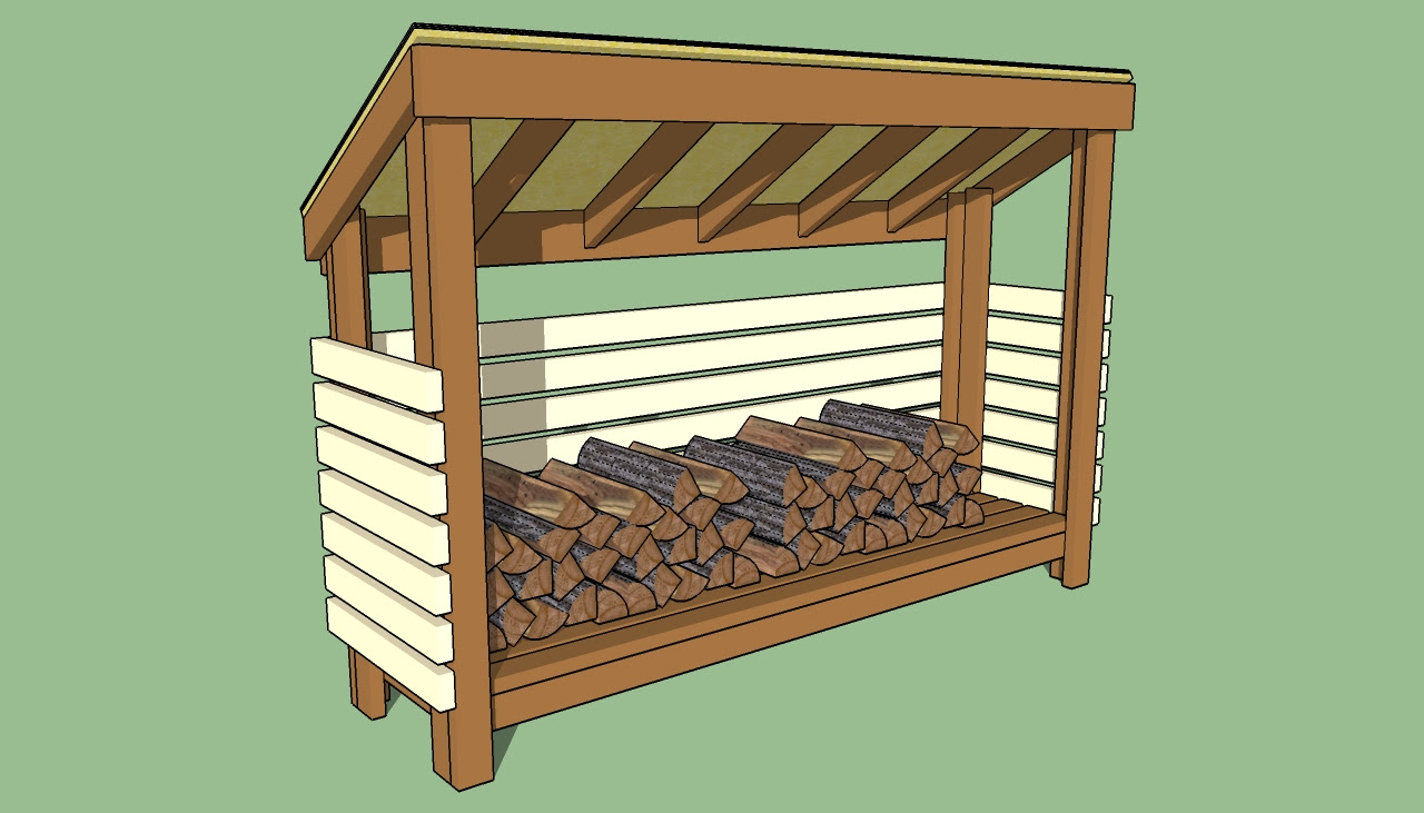 Shed Plans Pent Roof