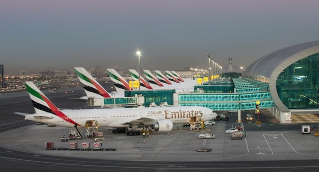 Image result for emirates airlines dubai airport