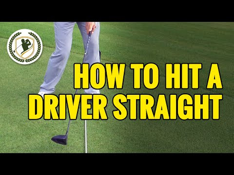 Tips On How To Drive In Golf Correctly