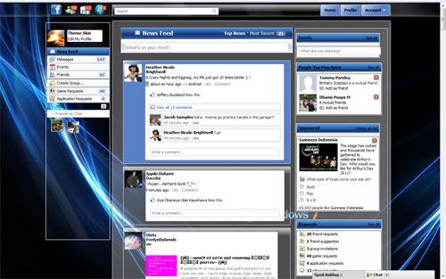Windows Seven Black Edition