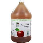LuckyEats Organic Raw Apple Cider Vinegar with Mother by LuckyVitamin 128 fl oz