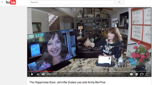 That Time When Anita Renfroe Took The Happiness Dare | Jennifer Dukes Lee