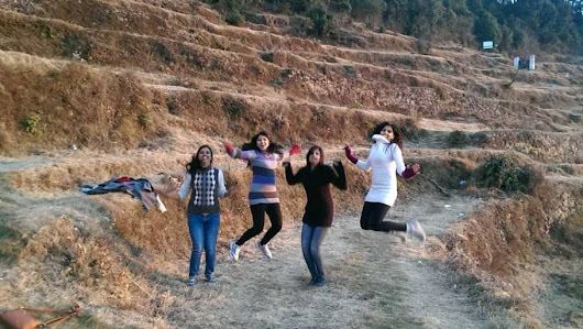 Why should boys have all the fun: Girls Road trip to Mussoorie, Dhanaulti & Lansdowne.